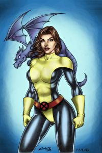Kitty Pryde from Kaio Fernandes