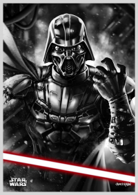 Darth Vader from Sadece KAAN