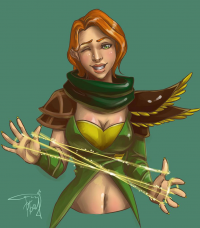 Windranger from Ardomiel