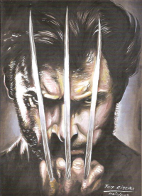Wolverine from Tom Ribeiro