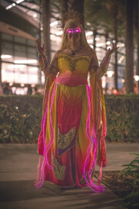 DreamKitty Cosplay as Ashes of A'lar
