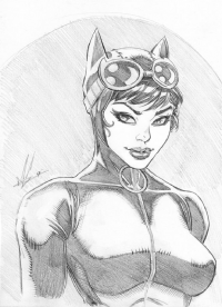 Catwoman from Marc F. Huizinga