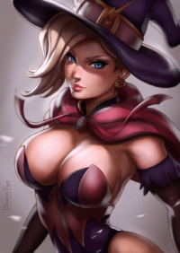 Mercy/Witch from Plugins