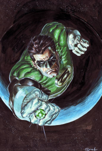 Green Lantern from Ardian Syaf