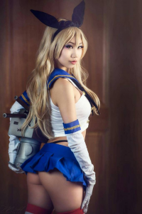 Danisaurz as Shimakaze