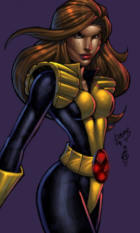 Shadowcat from Marcus Odoms