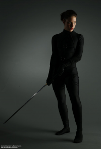 Unknown Female Artist as Assassin