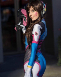 Rolyat as D.Va