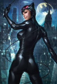 Catwoman from Stanley Lau