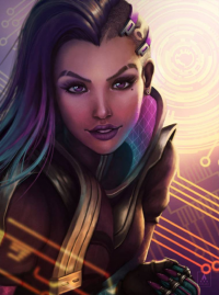 Sombra from Aelini (laura Berm