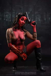 Northern Belle as Hellgirl