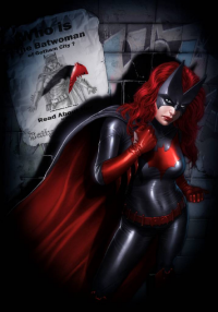 Batwoman from Casey Heying