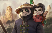 Chen Stormstout, Li Li from Uncle Bear