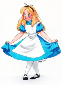 Alice Liddell from Emily-fay