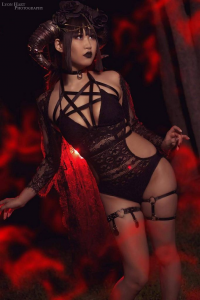 Jennybelly as Succubus