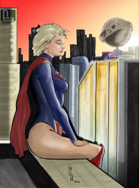 Supergirl from Michael Walters