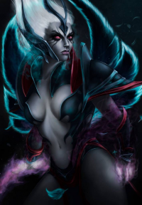 Vengeful Spirit from Mar Rodríguez