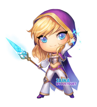 Jaina Proudmore from Lena R.