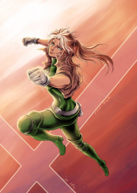 Rogue from SpaceWeaver