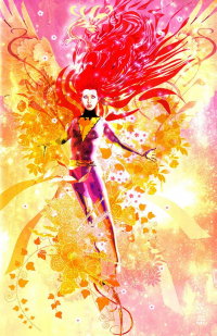 Dark Phoenix from Sean Anderson