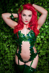 Candy Valentina as Poison Ivy