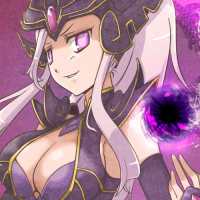 Syndra from Stchi Wong 聖慈