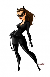 Catwoman from Stephlewart