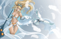 Janna from Saint Precious