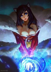 Ahri from bibibiEr桂