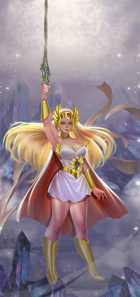 She-Ra from Didi Esmeralda