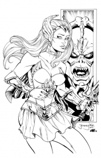 She-Ra from Inker-guy