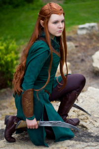 Siffy as Tauriel