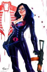 The Baroness from Joe Pekar