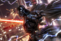 Darth Vader from Derrick Chew