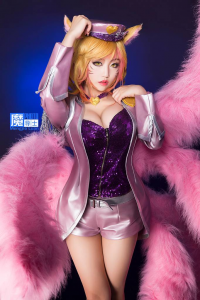 aoandou as Ahri/Popstar