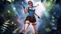 Lara Croft from Olchas