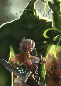 Riven, Zac from Wocky