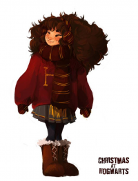 Hermione Granger from Dreamsoffools