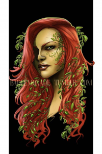 Poison Ivy from 0theghost0