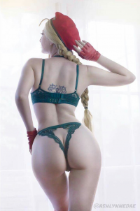 Ashleynne Dae as Cammy White