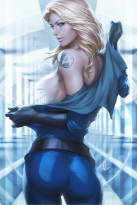 Sue Storm from Stanley Lau