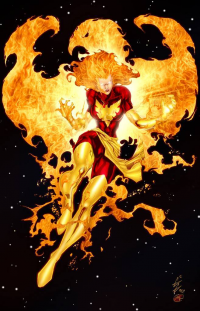 Dark Phoenix from stacyraven