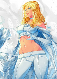 Emma Frost from Carlos Javier