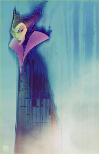 Maleficent from Coran Stone