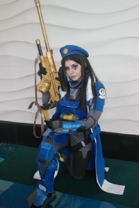 Natsumithecosplayer as Ana Amari