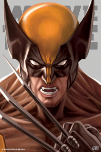 Wolverine from Youngjusticer