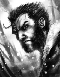 Wolverine from Jed Thomas