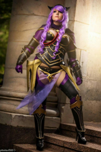 Tham as Camilla