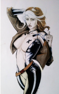 Rogue from Andrew Black