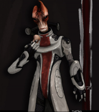 Mordin Solus from Tufttail